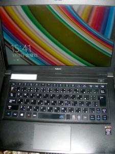 NEC LZ550NS 03